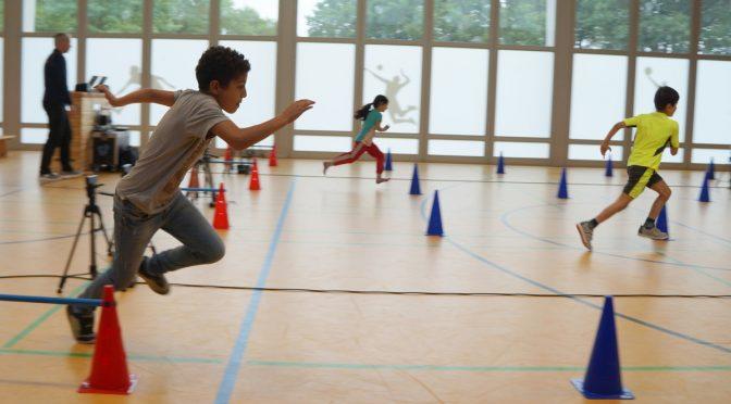 Hit´n´Run-Sportfest unserer Schule