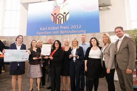 Karl-Kübel Preis gewonnen: Großer Jubel in unserem Bildungshaus