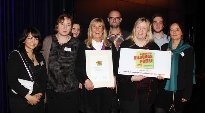 Hamburger Bildungspreis 2012 für das Bildungshaus Lurup