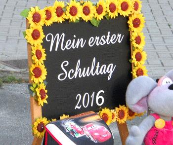 Schule Langbargheide/ Bildungshaus Lurup: Einschulungsfeier 2016