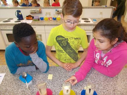 KinderForscher – ein Projekt der Technischen Universität Harburg