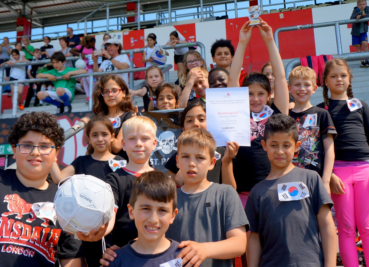 Mini-WM im Millerntorstadion – Kastanien gaben alles!