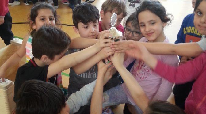 """Brennballturnier der Tierklassen – """"Schmetterlinge"""" holen sich den Pokal"""