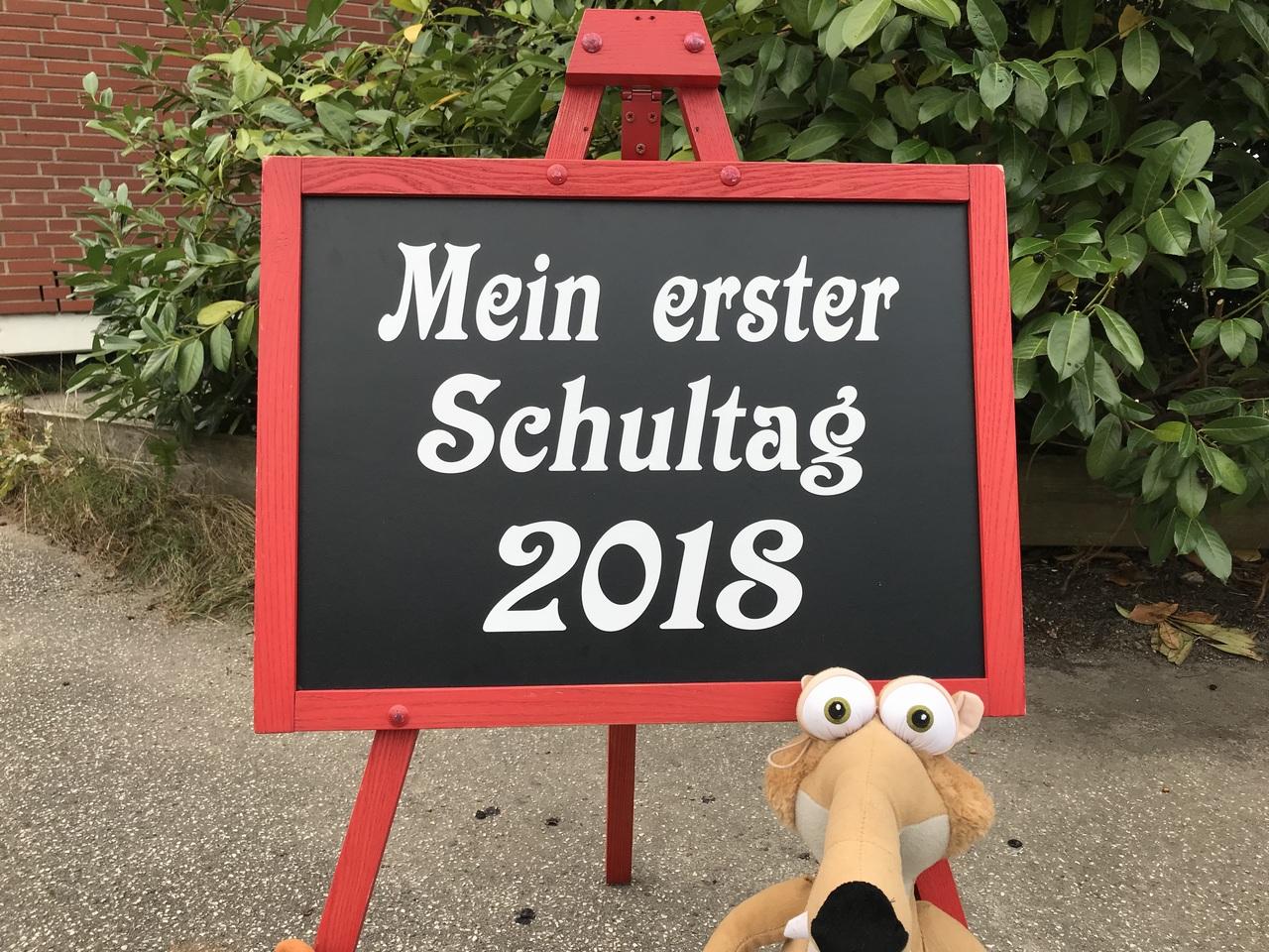 Einschulungsfeier 2018