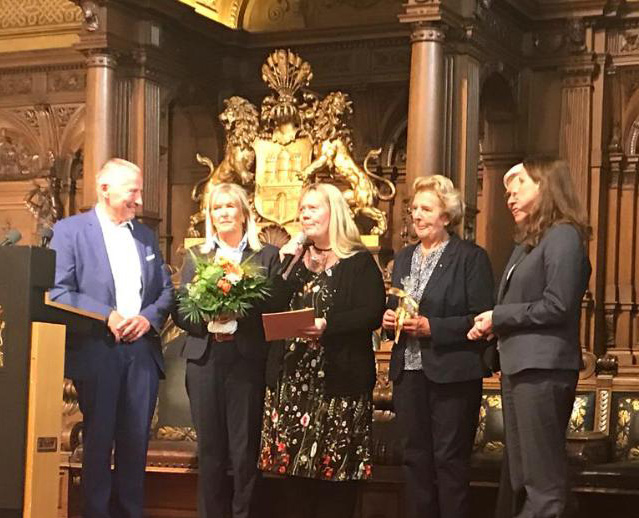 Bildungshaus Lurup erhält den Senator-Neumann-Preis