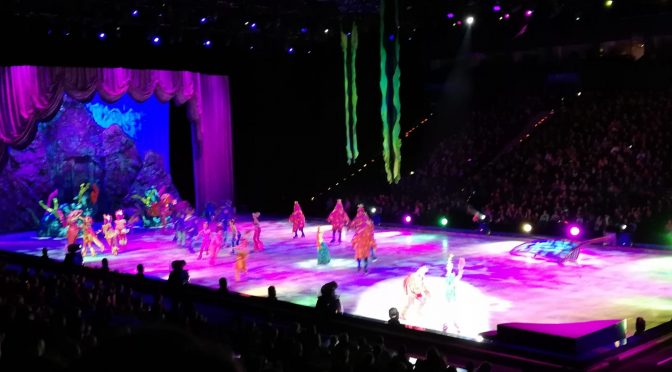 """Disney on Ice"""