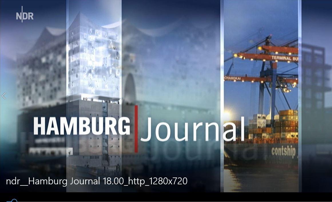 Unser Bildungshaus stellt sich vor, das Hamburg Journal berichtet