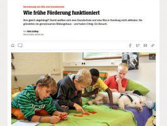 Verzahnung von Kita und Grundschule: Wie frühe Förderung funktioniert (DER SPIEGEL)